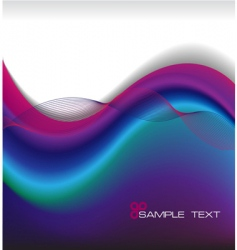background brochure vector image