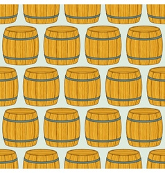 Barrel pattern vector