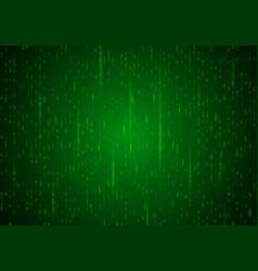 Binary matrix code vector