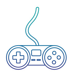 video game control icon vector image