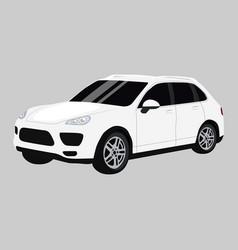2011 bmw m3 sedan icon on a grey vector