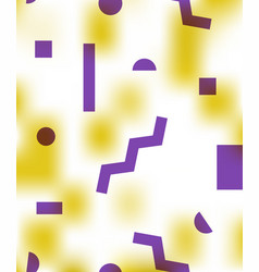 Beautiful meadowlark square background vector