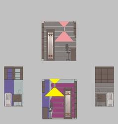 Drawing Room Walls v vector