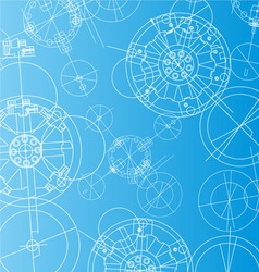 tech vector image