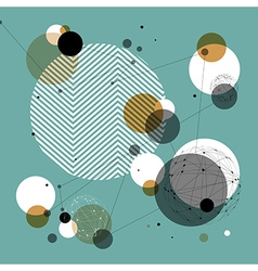 Abstract technology background good for financial vector