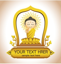 Buddha Thailand Art vector