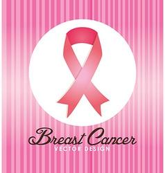 Cancer design vector image