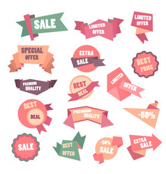 Super big sale shining banner on colorful vector
