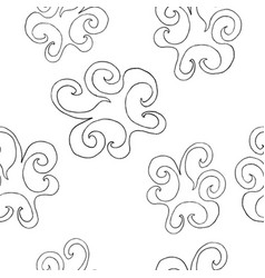 Wallpaper pattern 10-1 vector