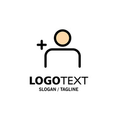 Discover people instagram sets business logo vector