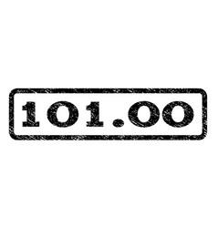 10100 watermark stamp vector image