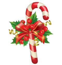 Christmas aramel ane vector image