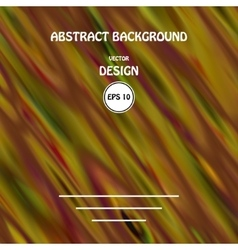 Color glitch abstract background vector