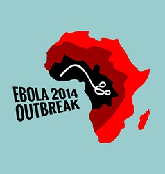Ebola virus 2014 outbreak vector