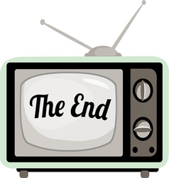 The End TV vector