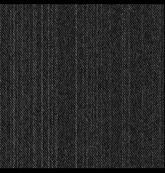 Streaky black denim seamless pattern vector