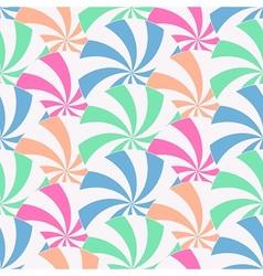 Lollipop background holiday season vector image