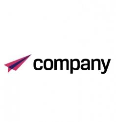 air transport logo vector image