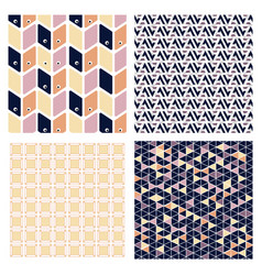 bright pattern background bright design abstract vector image