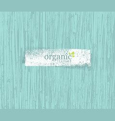 Organic nature friendly eco bamboo background bio vector