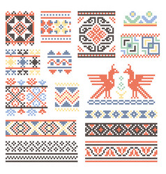 traditional russian culture vector image