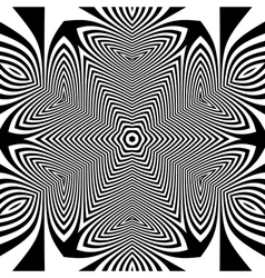 Black and White Background Abstract vector