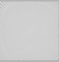 pattern with circular lines vector image