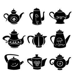 Set of teaport vector