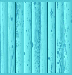 blue azure wood texture background vector image