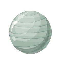 planet uranus icon vector image vector image