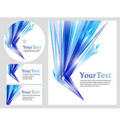 templates vector image vector image