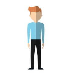 Character man male design vector