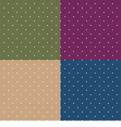 Set of Simple Vintage Background vector image