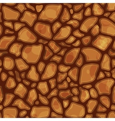 Stone seamless pattern vector