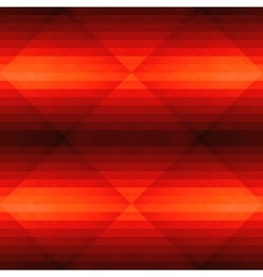 Seamless dark red pattern with triangle vector image
