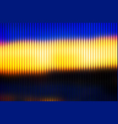 blue yellow orange black abstract with light vector image