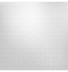 Geometric background grey vector