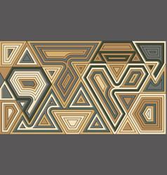 Random geometrical shapes wallpaper Abstract vector image