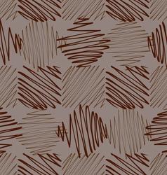 Color strokes vector image