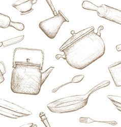 Kitchenware stock vector