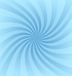 Light blue spiral pattern background vector