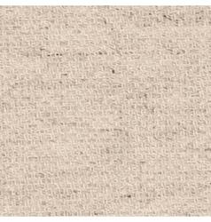 Light canvas texture EPS 10 vector image
