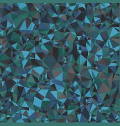 Random seamless blue triangle pattern tile mess vector