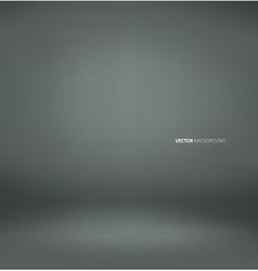 Clear empty photographer studio background vector image vector image