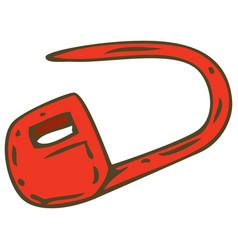 Locking stitch marker vector
