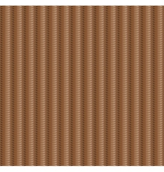 Wood weaved texture2 vector image vector image