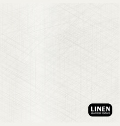 Abstract seamless pattern natural cloth texture vector
