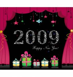 happy new year image vector image vector image