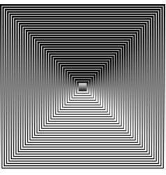 Grayscale black and white squares with gradient vector