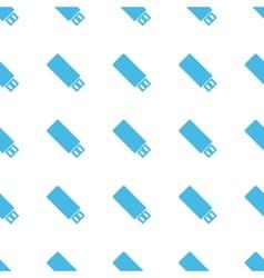 Unique Flash drive seamless pattern vector image